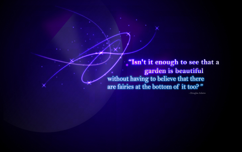 Qoute - quotes Wallpaper