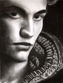 R.P - robert-pattinson fan art