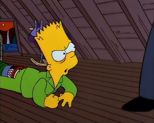 S6E1 - Bart Of Darkness - the-simpsons Screencap