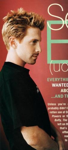 Seth in Jump magazine