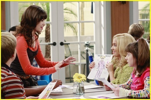 Sonny with a chance stills