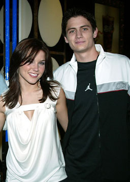 Sophia and James<3 - sophia-bush-and-james-lafferty Photo