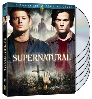 Supernatural Season 4 DVD