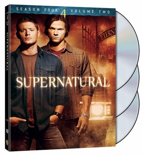 Supposed Season 4 DVD Packaging