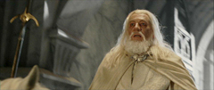 The Return of the King: The Pyre of Denethor