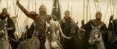 The Return of the King: The Ride of the Rohirrim