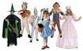 The Wizard of Oz fancy dress Set