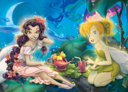 Tinkerbell and Fira