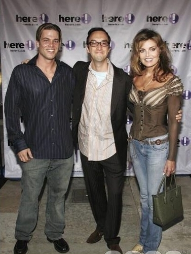 Tracy Scoggins and William Gregory Lee - dantes-cove Photo