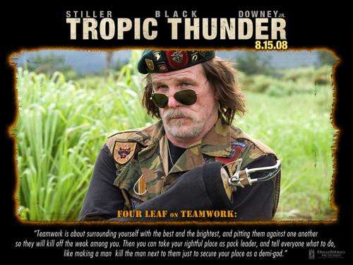 Tropic Thunder wallpaper