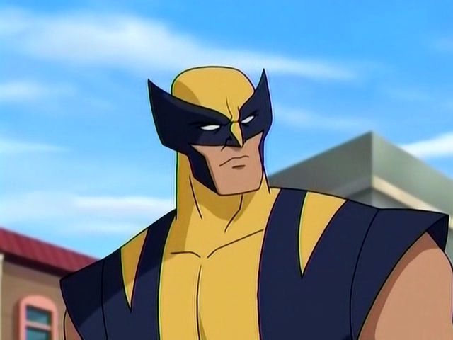 Wolverine and The X-Men S01E14