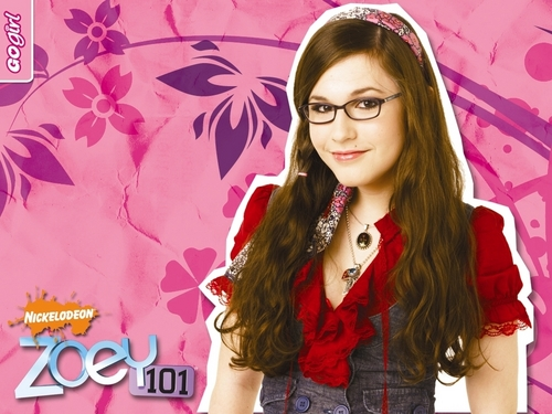 Zoey 101 wallpaper possibly containing a portrait called Zoey 101