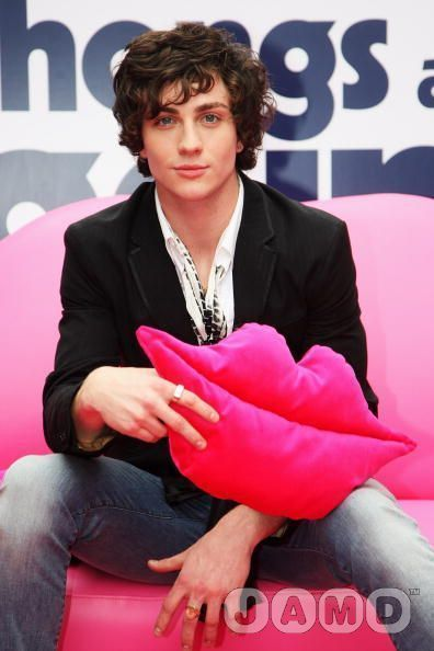 aaron - aaron-johnson photo