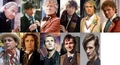 all 11 doc's - doctor-who fan art