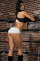 Flex Magazine - Candice Michelle