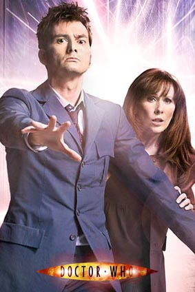 Donna Noble kertas dinding containing a business suit titled donna