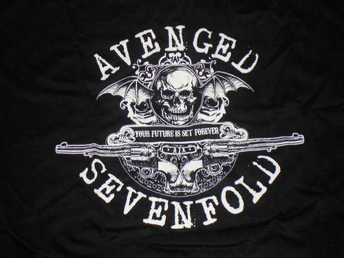 Avenged Sevenfold wallpaper containing a jersey and a sweatshirt entitled symbol