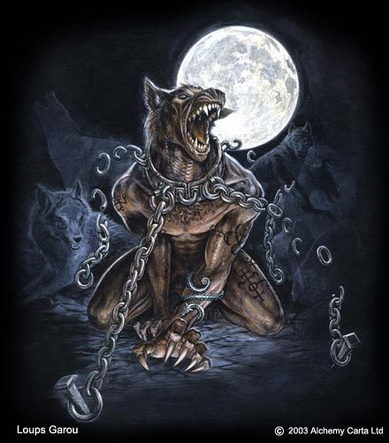 werewolf secret