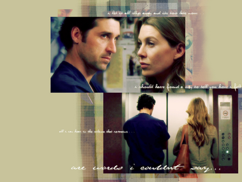- - GREY'S ANATOMY - -