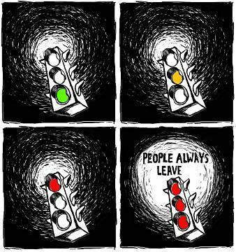 """People Always Leave"""