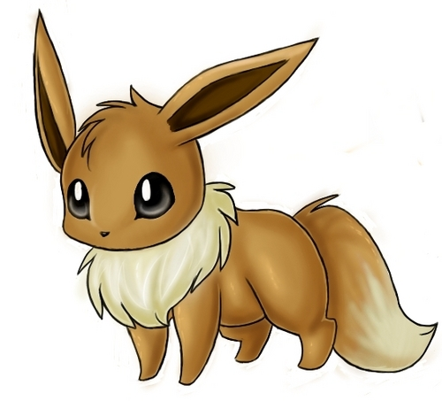 Eevee hình nền called ADORABLE EEVEE!