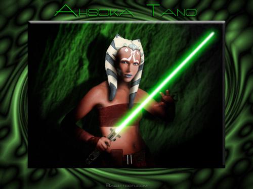 Star Wars wallpaper entitled Ahsoka Tano