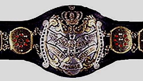All-Japan Jr. Heavyweight Champion
