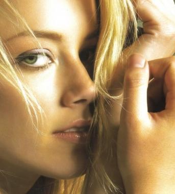 amber heard wallpaper containing a portrait entitled Amber :)