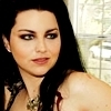 Amy Lee photo containing a portrait, attractiveness, and skin titled Amy Lee