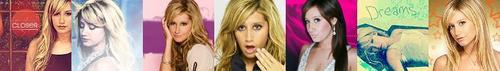 Ashley Tisdale Banner