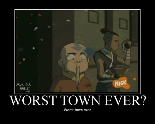 अवतार the last airbender