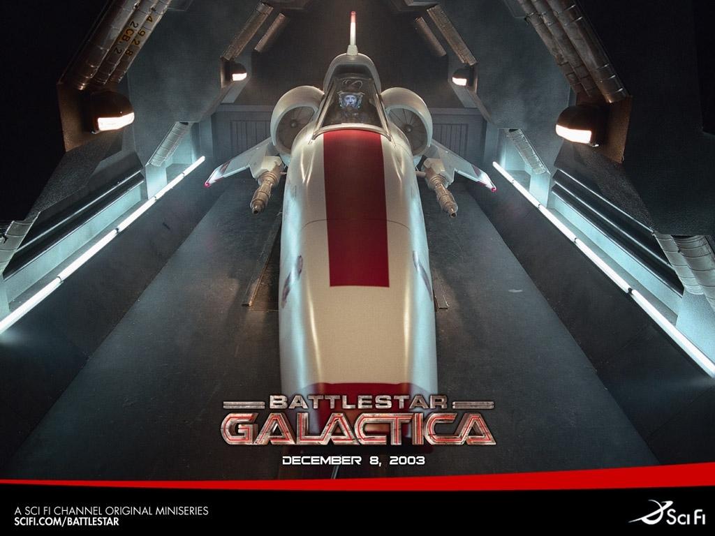 Battlestar Galactica Wallpaper Titled