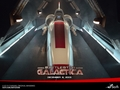 Battlestar Galactica - Colonial Viper - battlestar-galactica wallpaper