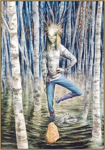 Brian Froud art
