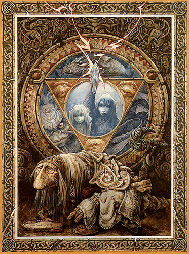 Brian Froud art