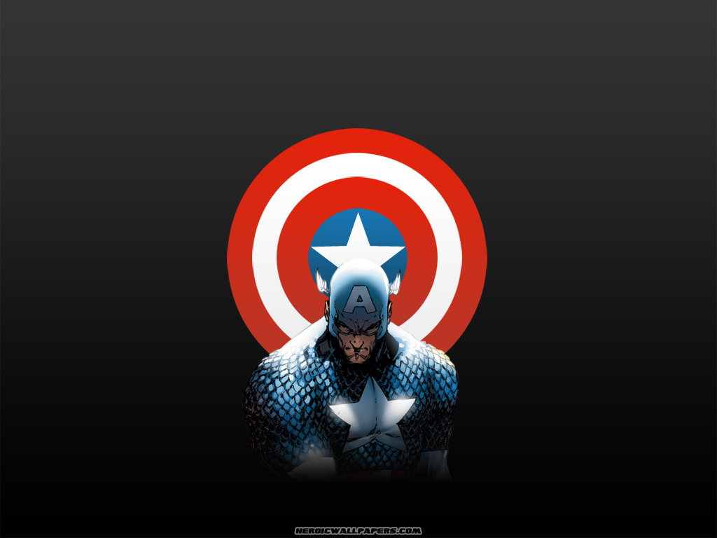 captain america wallpaper - photo #10