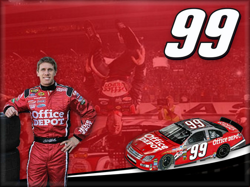 Carl Edwards - nascar Wallpaper