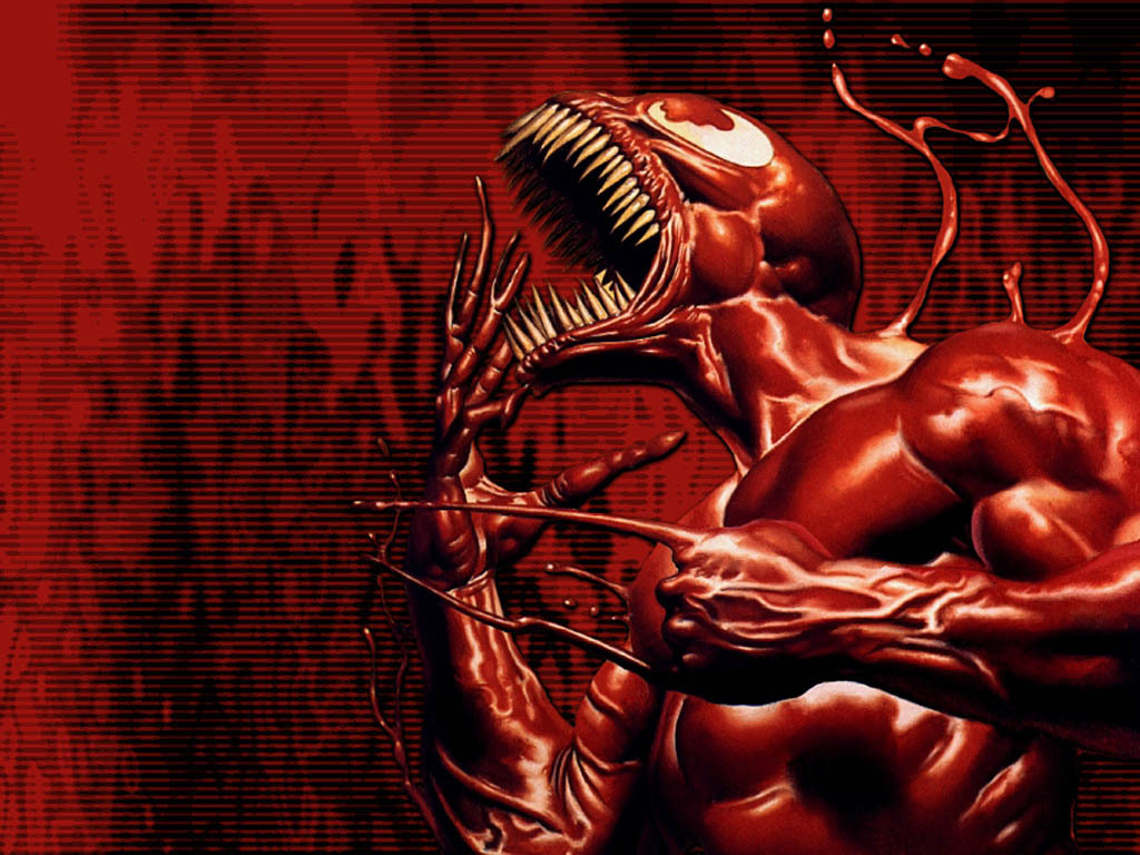 carnage spiderman wallpaper 3979267 fanpop