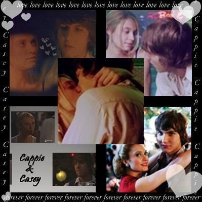 Casey & Cappie