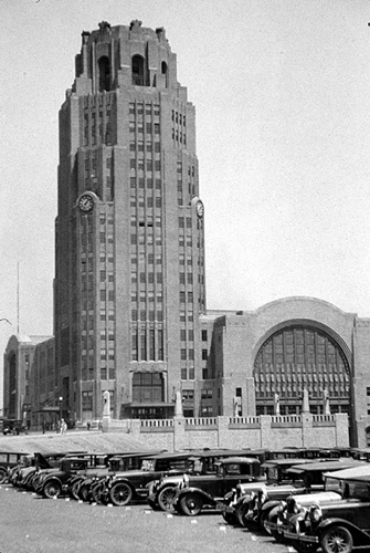 Central Terminal Historic litrato