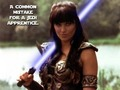 Common Mistake - lucy-lawless fan art