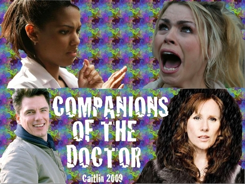 Companions of the Doctor