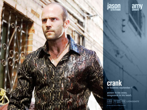 Jason Statham Hintergrund called Crank