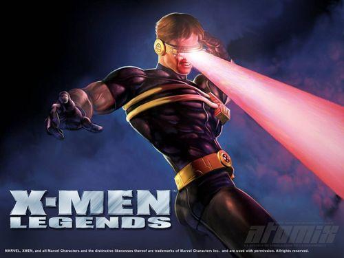 X-Men wallpaper called Cyclops