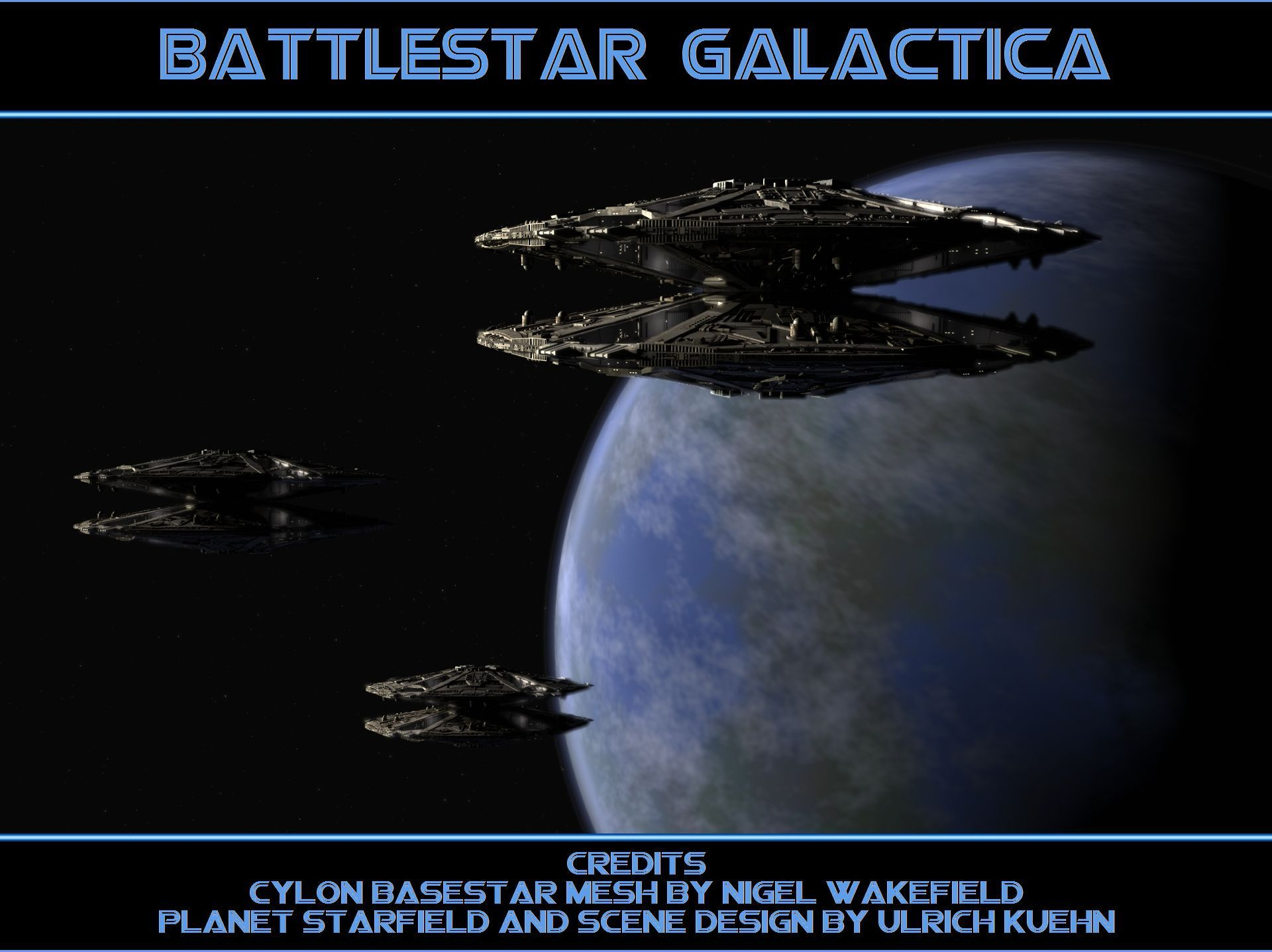 bsg final Less well remembered, but no less nutty, was 1978's battlestar galactica, in  which the last remnants of humanity flee through space from the.