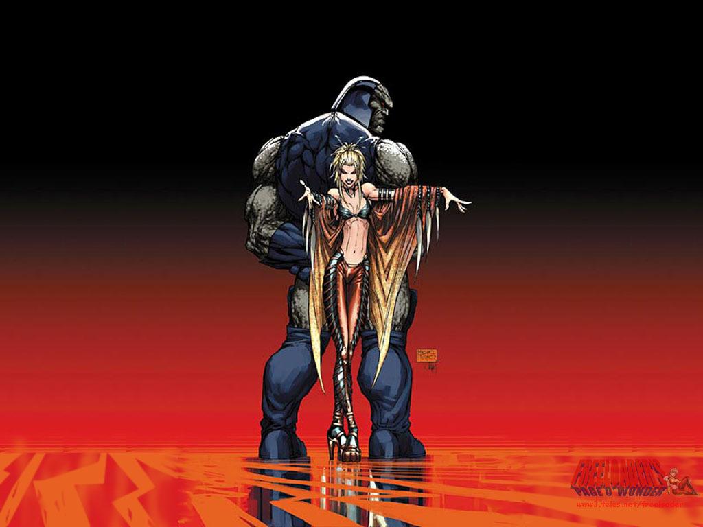 Darkseid - DC Comics Wallpaper (3977526) - Fanpop