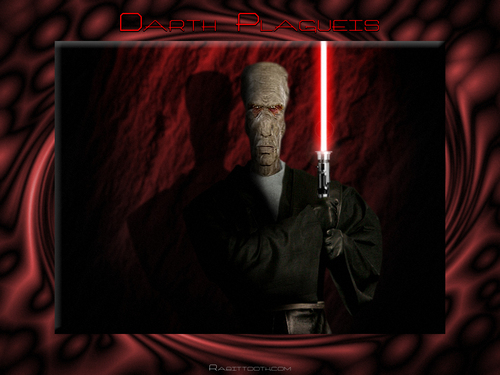 étoile, étoile, star Wars fond d'écran entitled Darth Plagueis