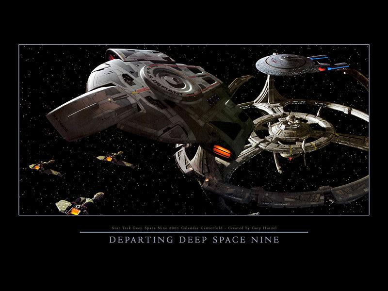 Deep Weltraum 9
