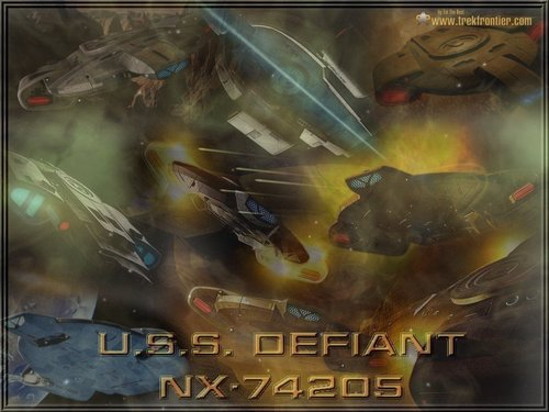 Defiant - star-trek-deep-space-nine Wallpaper