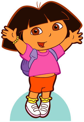 Dora the Explorer wallpaper probably with anime entitled Dora